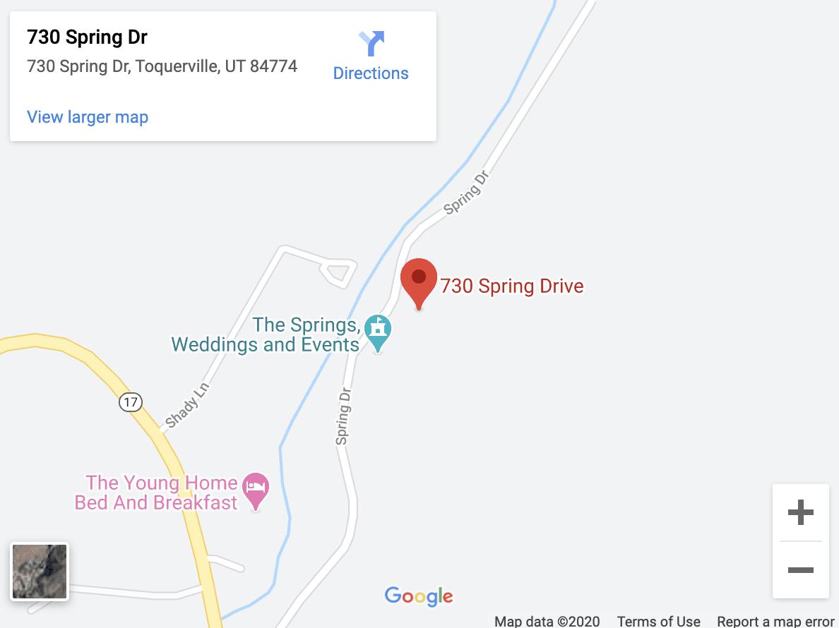 Lava Heights Academy map screenshot